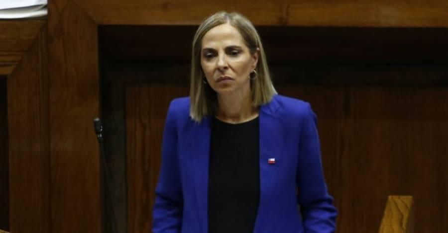 Isabel Plá, ministra de la Mujer y Equidad de Género