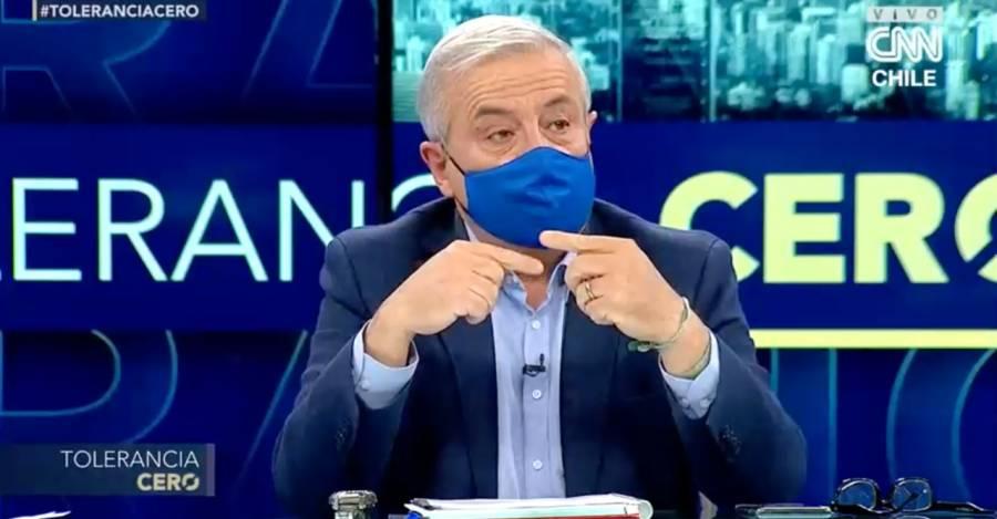 Jaime Mañalich en Tolerancia Cero