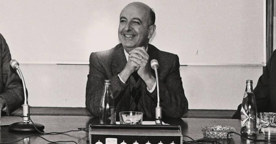 Jorge Cauas, ministro de Hacienda de la dictadura entre 1974 y 1976
