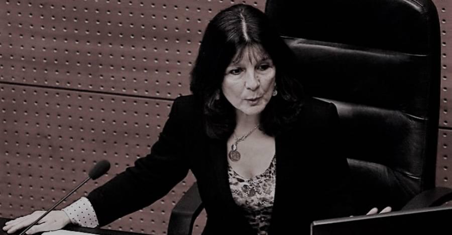 Jueza Alicia Rosende