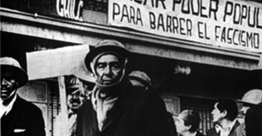 Escena de 'La Batalla de Chile', capítulo 'El poder popular', donde el protagonista fue el pueblo chileno