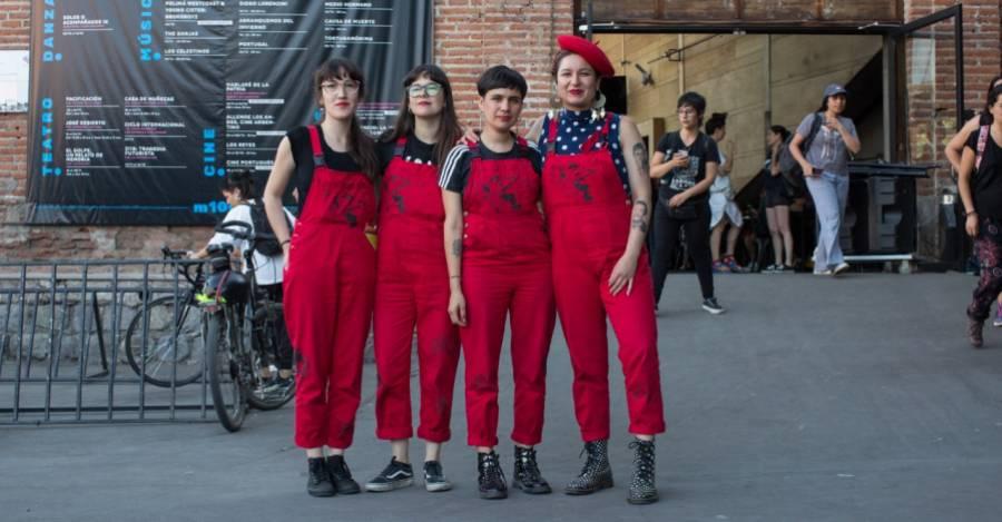 Colectivo feminista LASTESIS