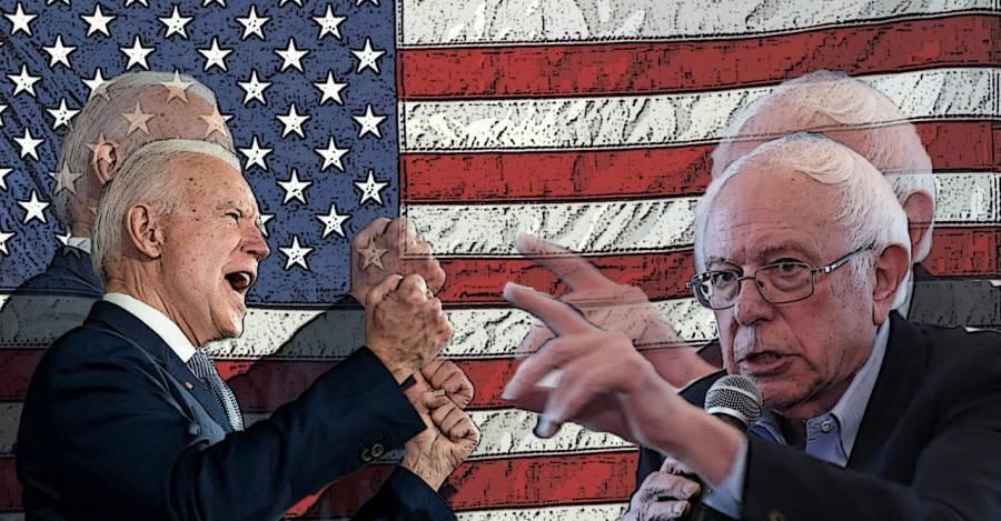 Biden contra Sanders por la candidatura Demócrata a la presidencia norteamericana