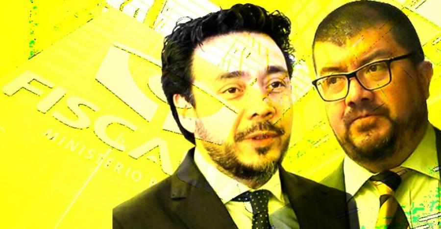 Emiliano Arias y Sergio Moya