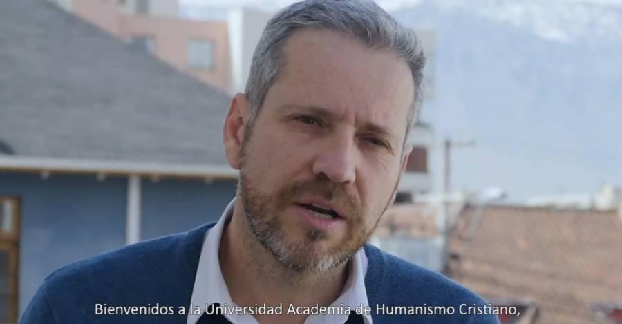 Álvaro Ramis, rector de la UAHC