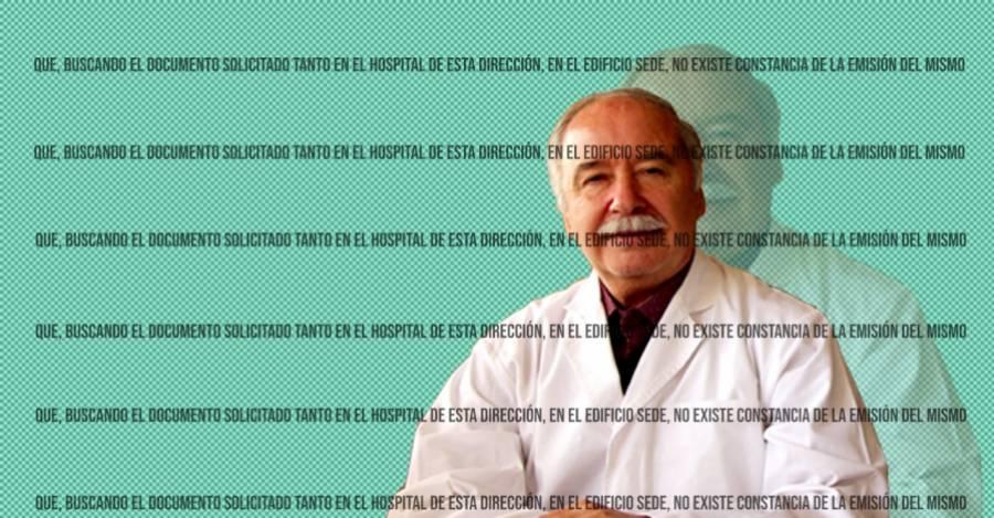 Luis Carrasco Ruiz, director subrogante de la ex Posta Central.