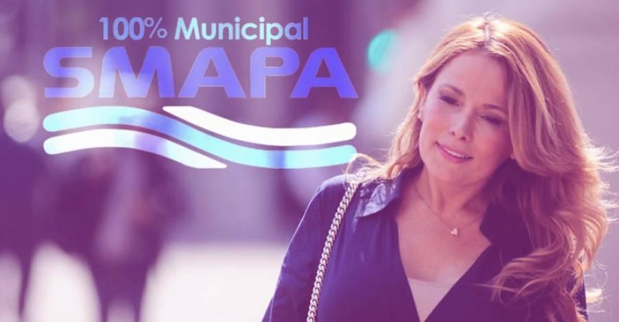 La alcaldesa de Maipú, Cathy Barriga.