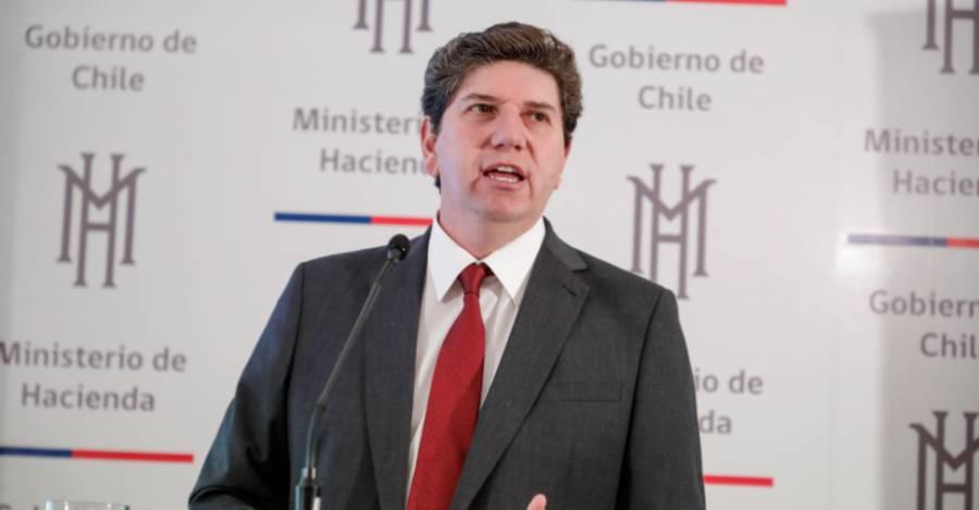 Rodrigo Cerda, ex director de la Dipres. Foto: Dipres