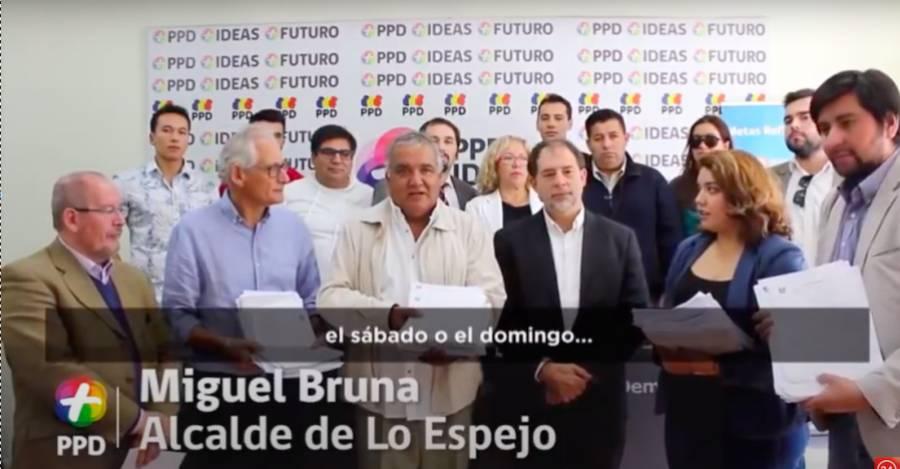 """Captura de Informe Especial: """"Lo Espejo, la gran familia"""" (2018)"""