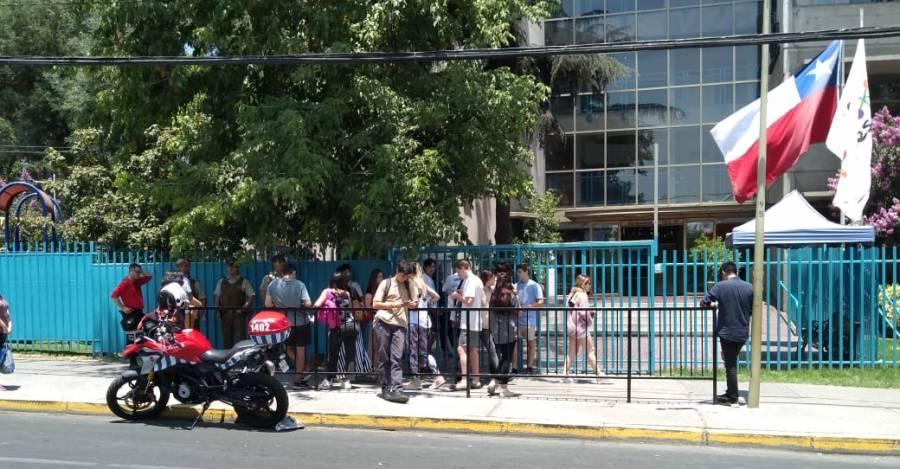 PSU en Las Condes