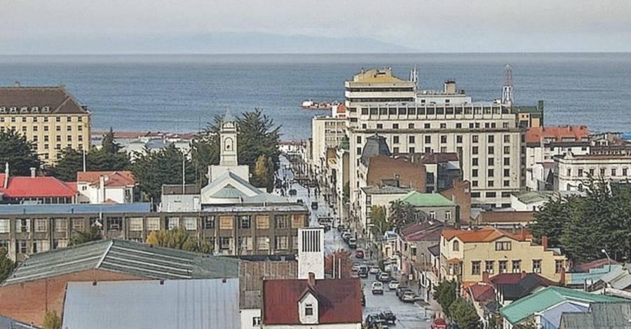 Punta Arenas, capital de la región de Magallanes