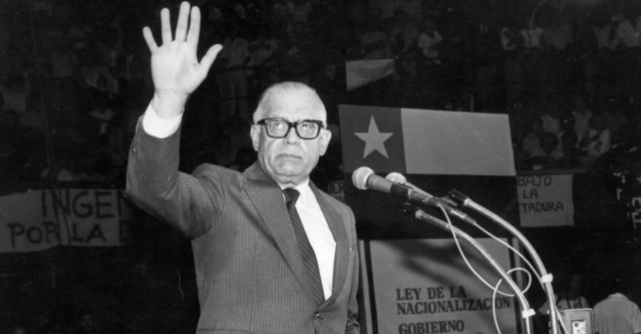 """Radomiro Tomic en 1972: """"Si hubiera ganado tendría similares ..."""