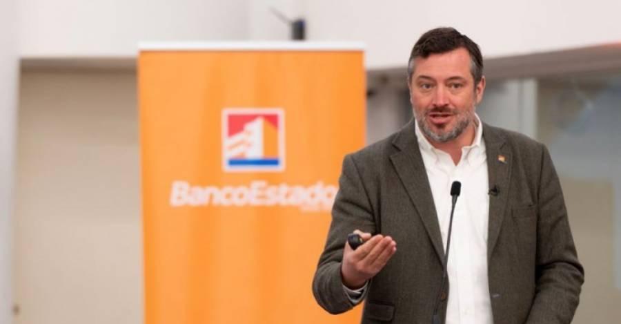 Sebastián Sichel, presidente del BancoEstado