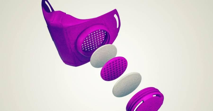 Nanohack, la mascarilla para imprimir en 3D