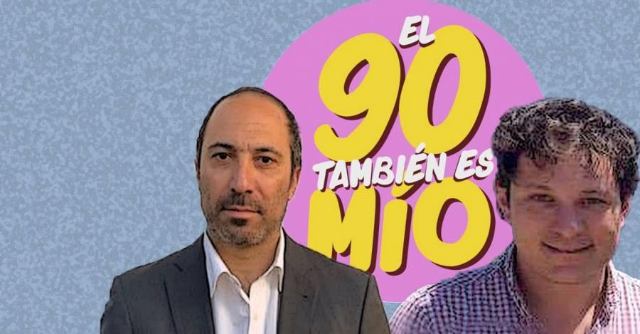 Jorge Selume y José Pedro Undurraga.