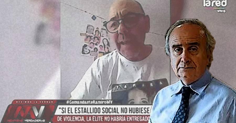 Gastón Gómez, consejero del CNTV cercano a Sebastián Piñera.