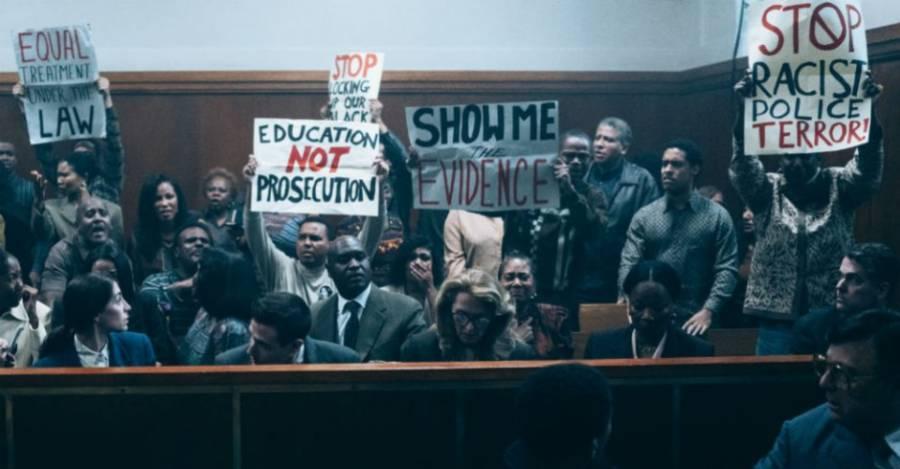 """""""When They See Us"""" revivió el caso de jóvenes afroamericanos acusados injustamente de una violación en 1989."""