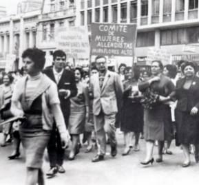 1963, candidato a senador por Valparaíso.