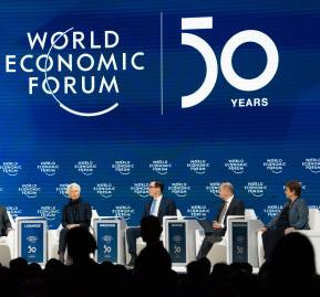 Foto: World Economic Forum / Greg Beadle