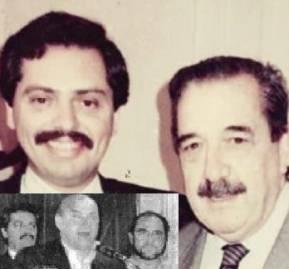 Fernández ha sido colaborador de Raúl Alfonsín, pese a que este no es peronista, y recaudador de la campaña de Domingo Cavallo, el ministro de Finanzas de Carlos Menem