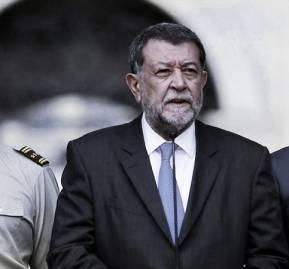 Bruno Villalobos con Mahmud Aleuy
