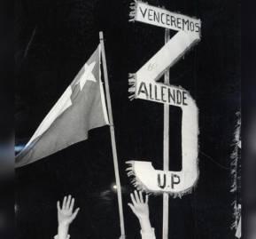 El número 3 de Allende en el voto. Foto de Enrique Paulo