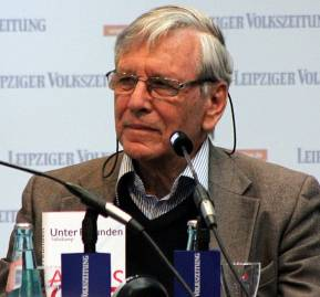 Amos Oz, Leipzig Book Fair 2013