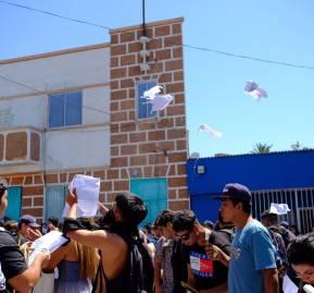 Movilizaciones en Antofagasta. Foto: PiensaPrensa