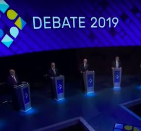 Debate presidencial Argentina 2019