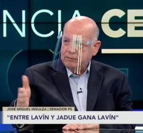 José Miguel Insulza en Tolerancia Cero
