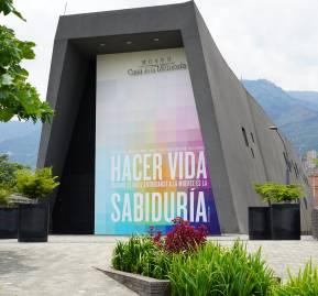 Museo Casa de la Memoria, Medellín, Colombia.