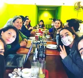 Reunión de EcoConvencionales - Crédito: Adriana Ampuero.
