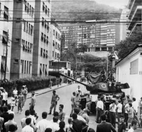 El golpe de Estado contra Joao Gulart en 1964