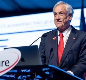 Tiempos Mejores, cuando Piñera habló en Icare en 2018