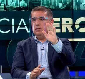 Mario Desbordes en Tolerancia Cero