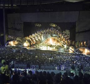 Escenario ubicado en la Quinta Vergara donde se desarrolló el Festival de Viña del Mar entre el 24 de febrero hasta el 1 de marzo de 2019. Foto: Wikipedia