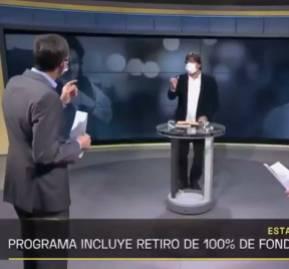 Entrevista a Daniel Jadue en Estado Nacional de TVN