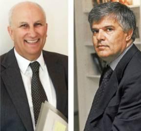 Eduardo Fernández y Juan Hurtado.Foto: Etcheberry Consultores