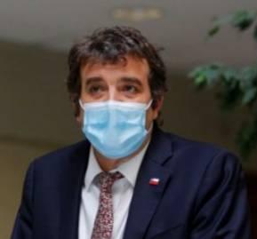 Ministro Juan José Ossa.