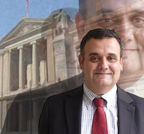 Héctor Mery Romero, Jefe de División Judicial del Ministerio de Justicia.