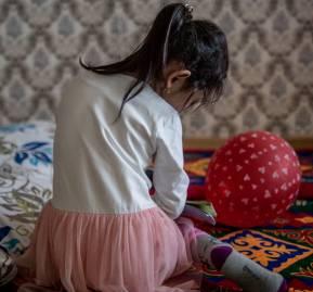 """Fotografía UNICEF. """"La mitad de los niños en el mundo sufren algún tipo de maltrato cada año"""""""