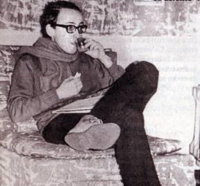 Jaime Guzmán en su juventud.