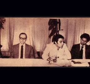 Guzmán y la naciente UDI a fines de los años 70.