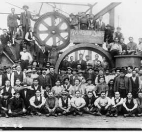 La nueva minería a partor del año 1850.