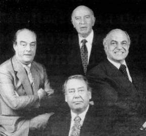 Los socios de Embotelladora Andina, uno de las columnas del Grupo