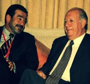 Andrónico Luksic Craig y Ricardo Lagos Escobar