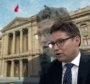 Jean Pierre Matus, candidato a la Suprema.