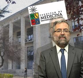 Manuel Kukuljan, decano de la Facultad de Medicina