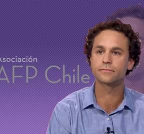 Fernando Larraín, gerente general de la Asociación de AFP Chile.