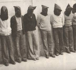 Prisioneros en Tres Álamos